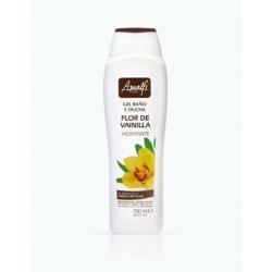 Vonios ir dušo želė AMALFI su vanile, 750 ml