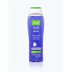 Vonios ir dušo želė AMALFI RELAX, 750 ml