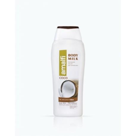 Kūno pienelis AMALFI su kokosais, 500 ml