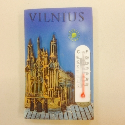 Magnetukas Vilnius - Onos bažnyčia