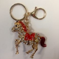 Pakabukas raktams Žirgas Raudonas