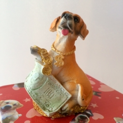 Šuo taupyklė S
