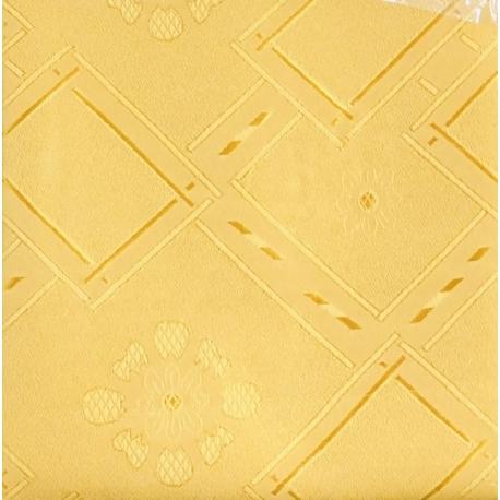 Staltiesė Rombai Geltona, 140x180