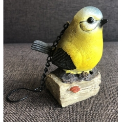 Paukštis čiulba G