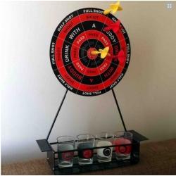 """Gėrimų žaidimas """"Mini darts"""""""