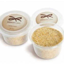 Gintaro smėlis, 25 ml.