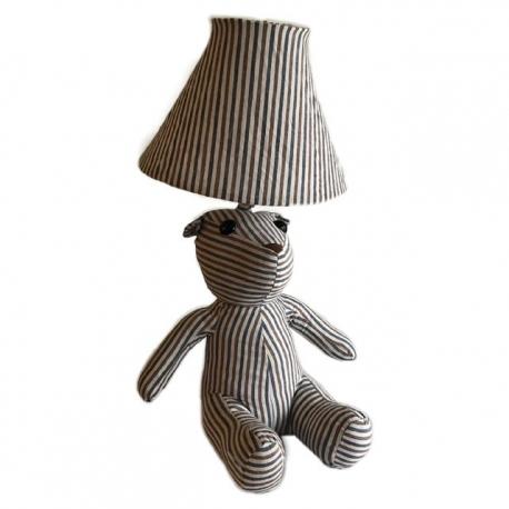 Vaikiškas miegamojo šviestuvas Meškutis