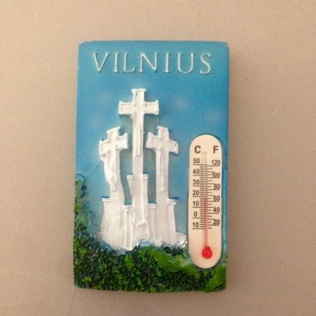 Magnetukas Vilnius Trys kryžiai