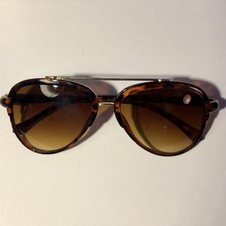 Saulės akiniai 1 Rudi