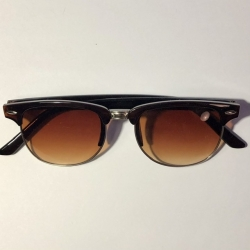Saulės akiniai 2 Rudi
