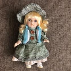 Porceliano lėlė S Melsva
