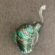 Dramblys stiklo M Žalias