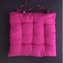 Pagalvėlė kėdei Rožinė