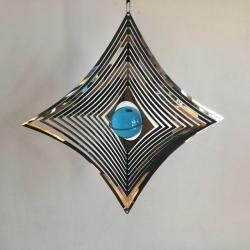 Dekoracija Vėjo sukutis Rombas